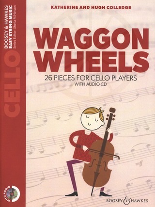 Hugh Colledge y otros.: Waggon Wheels