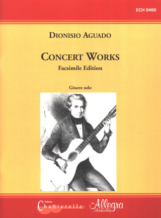 Dionisio Aguado: Concert Works