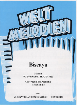 William Bookwood: Biscaya