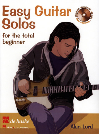 Lord Alan: Easy Guitar Solos For The Total Beginner