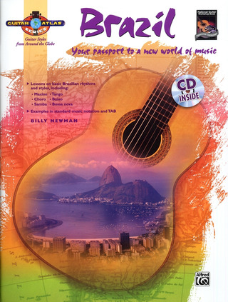 Newman Billy: Brazil - Your Passport To A New World Of Music