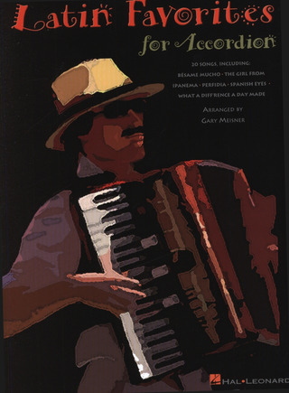 Meisner Gary: Latin Favorites For Accordion
