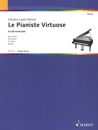 Charles-Louis Hanon: The pianist virtuoso