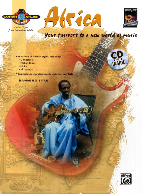 Eyre Banning: Africa - Your Passport To A New World Of Music