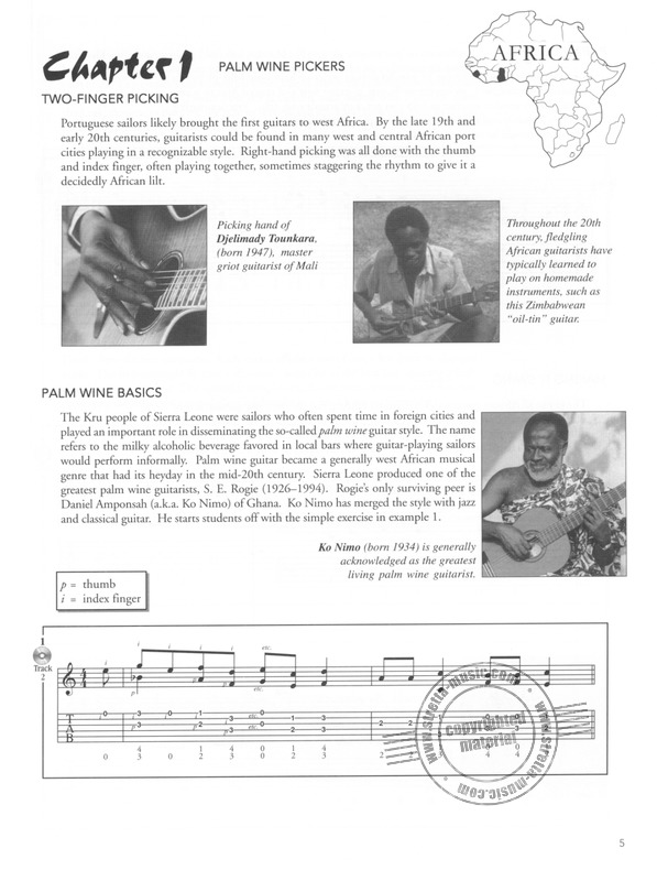 Eyre Banning: Africa - Your Passport To A New World Of Music (1)