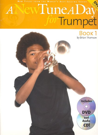 Thomson Brian: A New Tune A Day For Trumpet Dvd Edition Tpt Bk / Cd / Dvd