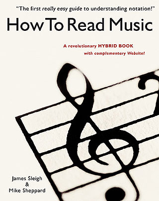 Sleigh James + Sheppard Mike: How To Read Music All Inst