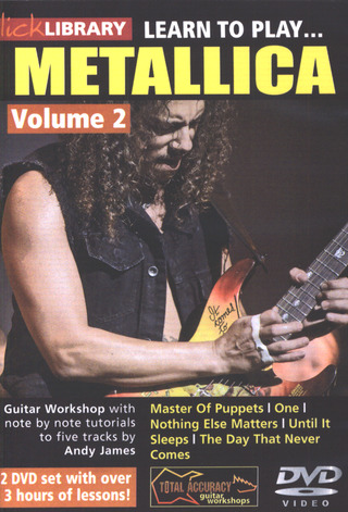 Metallica: Learn To Play 2