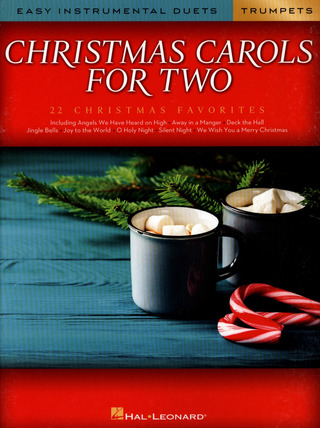 Christmas Carols for Two Trumpets