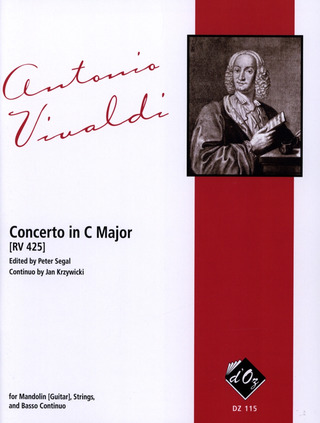 Antonio Vivaldi: Concerto C-Major RV 425
