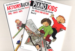 Hans-Günter Heumann: Piano Kids