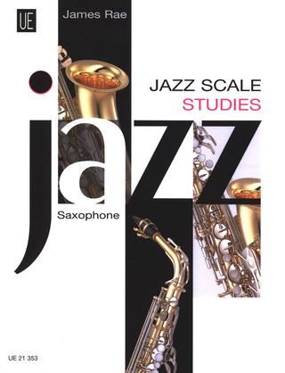 James Rae: Jazz Scale Studies – Saxophone für Saxophon (2006)