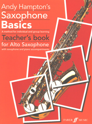 Andy Hampton: Saxophone Basics (Teacher)