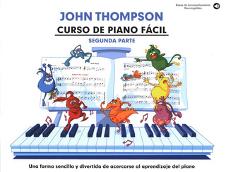 John Thompson: Curso de piano fácil 2