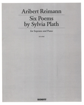 Aribert Reimann: Six Poems (1975)