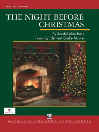 Bass Randol Alan: The Night Before Christmas