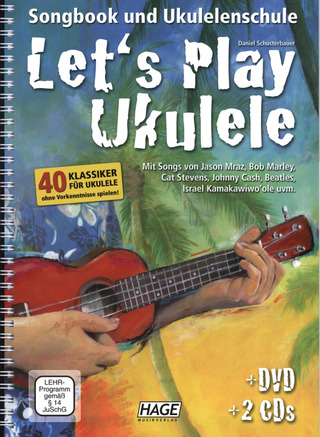 Daniel Schusterbauer: Let's Play Ukulele