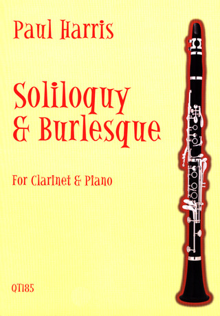 Paul Harris: Soliloquy & Burlesque