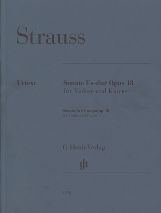 Richard Strauss: Sonate Es-dur op. 18