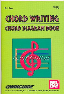 William Bay: Chord Writing – Chord Diagramm Book