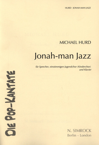 Michael Hurd: Jonah-Man Jazz