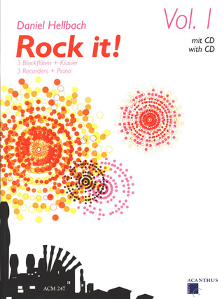 Daniel Hellbach: Rock It 1