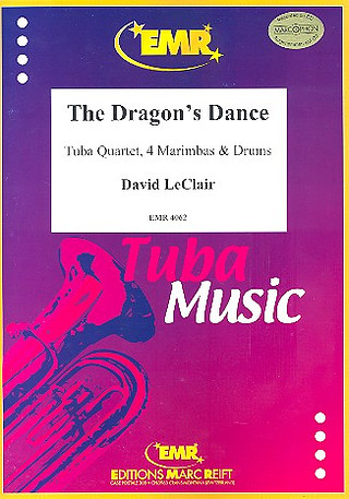 Leclair, David: The Dragon's Dance