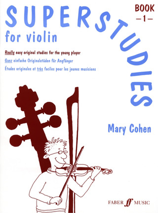 Mary Cohen: Superstudies for Violin - I