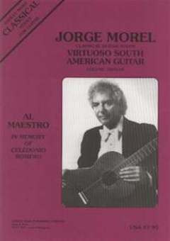 Morel Jorge: Virtuoso South American Guitar 12