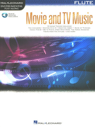 Movie and TV Music – Flute