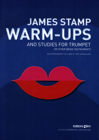 Stamp James / Quinque Rolf: Warm Ups + Studies