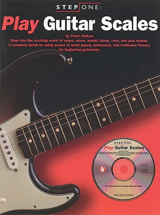 Peter Pickow: Play Guitar Scales
