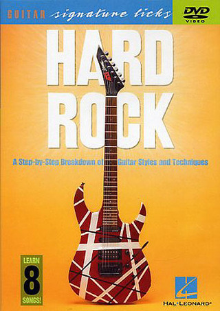 Troy Stetina: Hard Rock Guitar Signature Licks Gtr Dvd