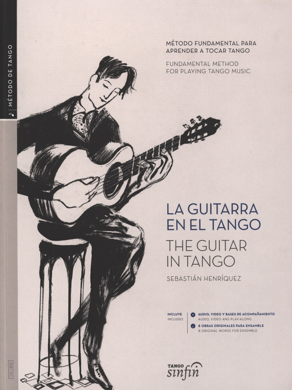 Sebastián Henríquez: The Guitar in Tango