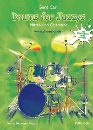 Gerd Carl: Drums for Jazzys