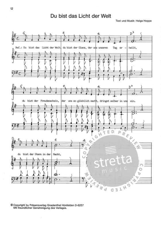 Sing Mir Ein Lied