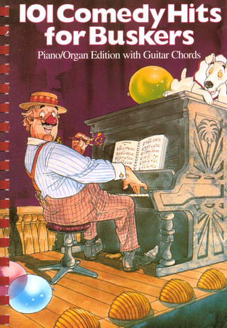 101 Comedy Hits For Buskers Piano Comedy Chords