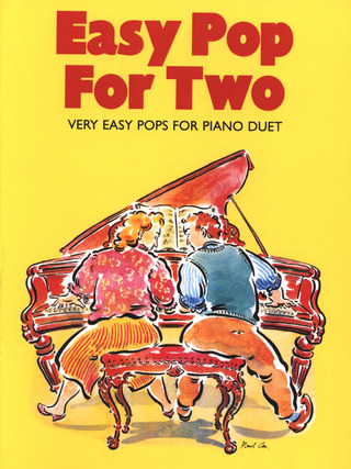 Hans-Günter Heumann: Easy Pop For Two: Very Easy Pops For Piano Duet