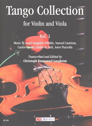 Tango Collection for Violin and Viola