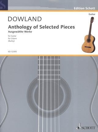 John Dowland: Anthology of Selected Pieces