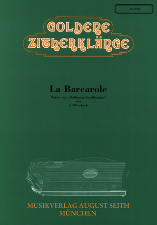 Jacques Offenbach: Barcarole
