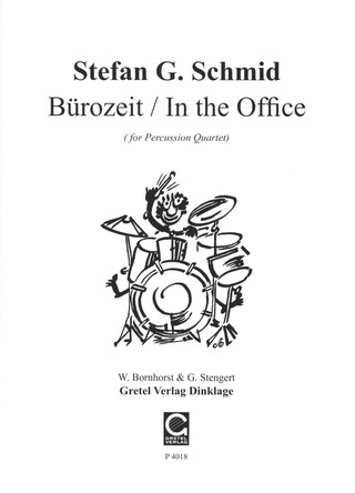 Schmid Stefan G.: Buerozeit / In The Office