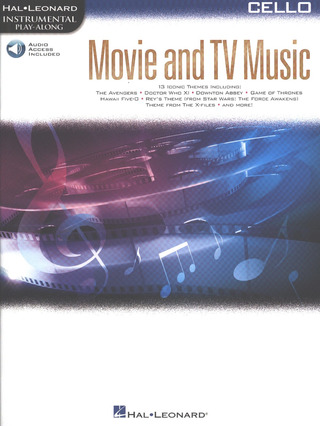 Movie and TV Music – Cello