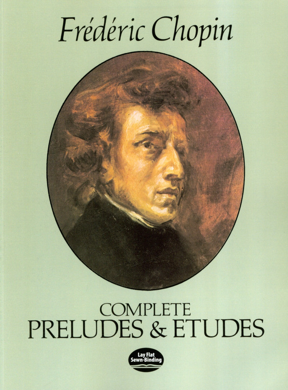 Frédéric Chopin: Chopin, F Complete Preludes And Etudes#Solo Piano