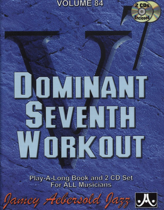 Jamey Aebersold: Dominant Seventh Workout