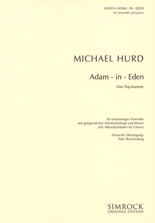 Hurd Michael: Adam-in-Eden