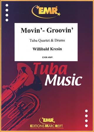 Kresin, Willibald: Movin' - Groovin'