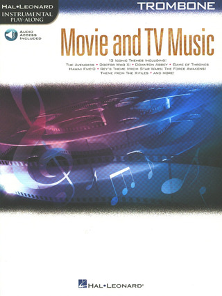 Movie and TV Music: Trombone