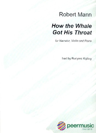 Robert Nathaniel Mann: How the Whale Got His Throat