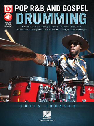 Chris Johnson: Pop, R&B & Gospel Drumming